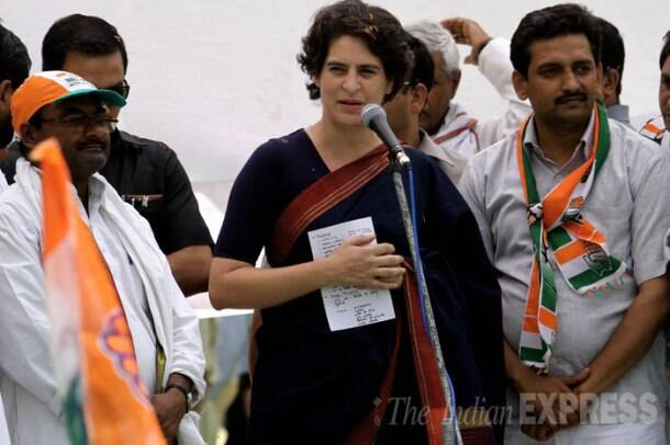 Pictures that defined 2014: Muzaffarnagar riots, Priyanka Vadra's poll campaign