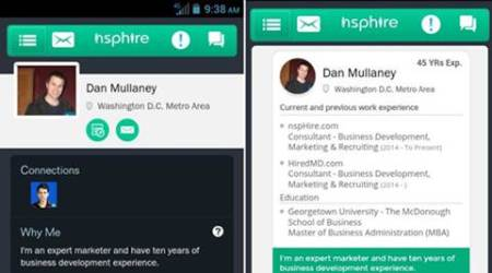 New job search app takes a leaf out of Tinder, mixes it with LinkedIn