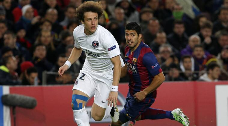 PSG were defeated by Barcelona on Wednesday night and