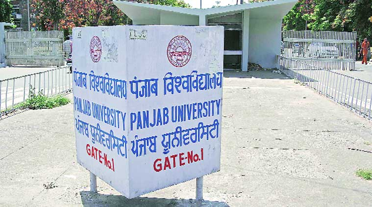 In recent years, the university's Sanskrit department has never filled up all of its 60 seats. (Source: Express file)