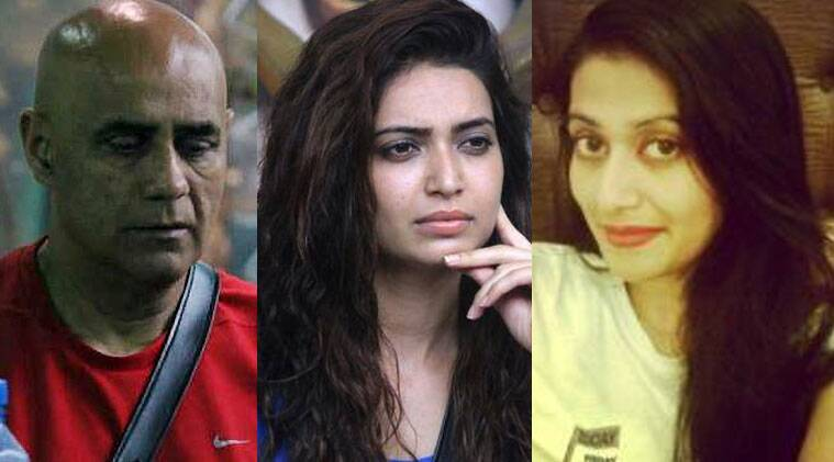 Puneet Issar's daughter Nivriti has denied  that the infamous tweet on Karishma Tanna came from her Twitter account.