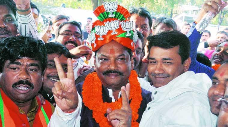Jharkhand, BJP, Jharkhand CM,  Raghubar Das,  Jharkhand chief minister