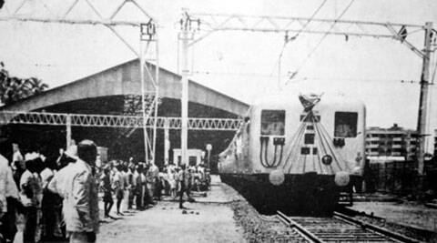 Bombay Central stations in their 'younger' days.