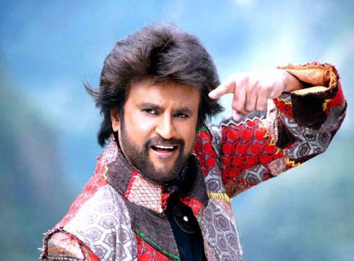 rajini and mammootty song