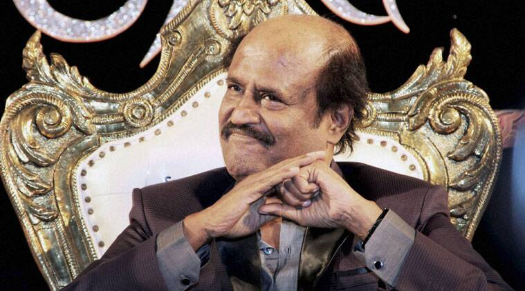 Rajinikanth says he was tensed while shooting duets with Sonakshi Sinha for 'Lingaa'. (Source: PTI)