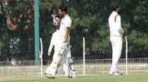 Ranji Trophy Group A: Abhishek Kaushik fifty gives Railways lifeline against Karnataka