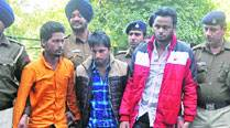 Three arrested for Sec 17 ISBT robbery, Rs 89 lakhrecovered