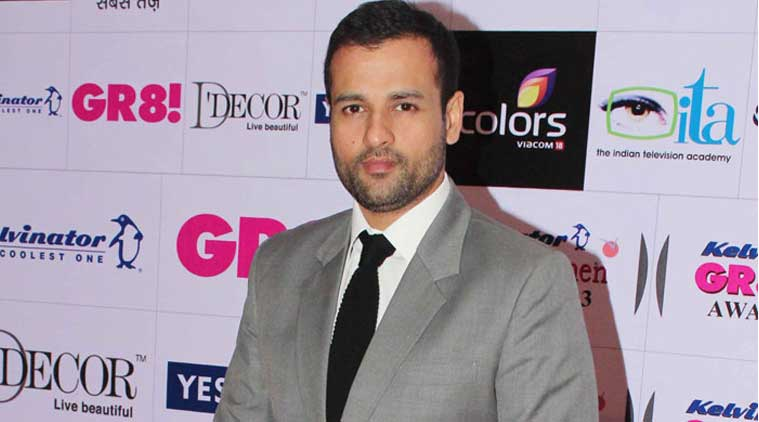 Rohit Roy, who just impressed the audience and critics with his play Unfaithfully Yours, talks about New Year resolutions, relationships.
