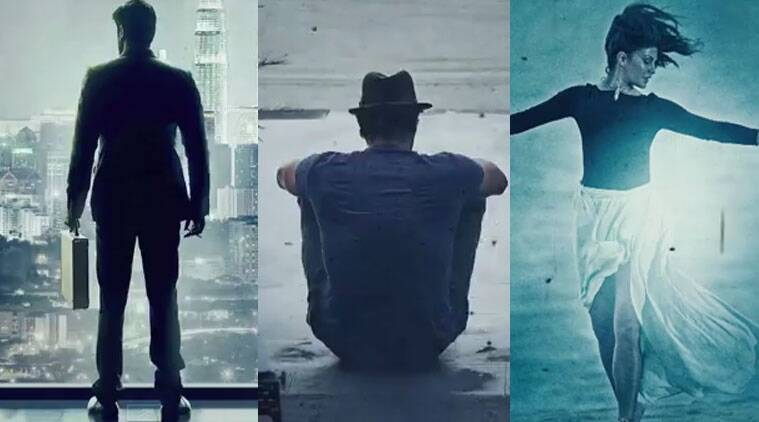 The motion poster is indeed interesting and creates further intrigue in the trailer, that will be out tomorrow.