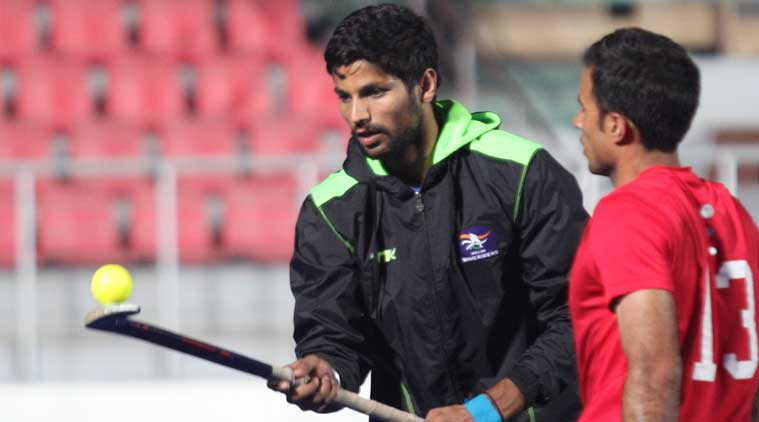 Rupinder Pal Singh, Indian hockey, Hockey, FIH World League, FIH World League semi-finals, India, Antwerp, Belgium