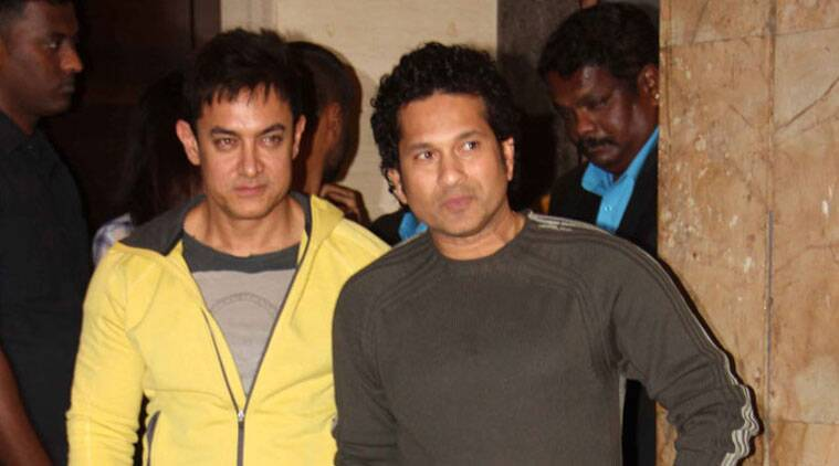 Sachin Tendulkar is floored by Aamir Khan's performance in 'PK' and says it's the best film that he has ever seen.