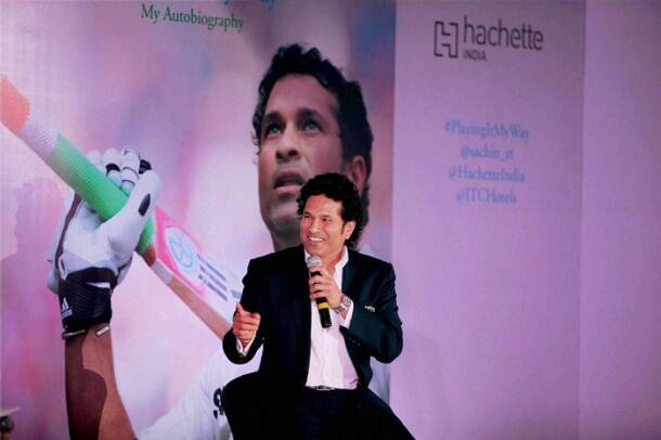 Sachin Tendulkar tops the list of most searched cricketers/cricket personalities of the year