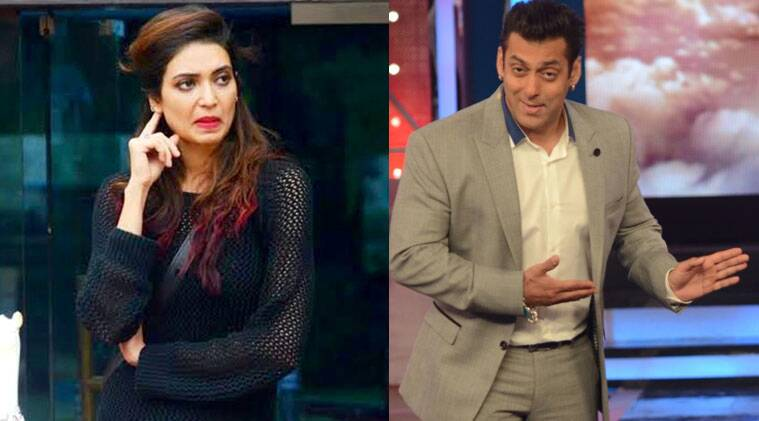 Salman Khan has his own style of hosting which often comes under scanner for the flamboyance he displays especially while dealing the housemates.