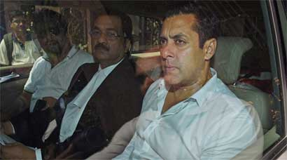 Salman Khan 2002 hit-and-run case: I was on the wheels, says his driver