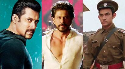 Top 10 movies of 2014: Salman Khan's 'Kick', Shah Rukh Khan's 'Happy New Year', Aamir Khan's 'PK'