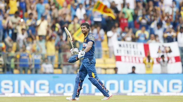 Sangakkara, who will retire from ODIs after next year's World Cup in Australia and New Zealand, made 33 off 51 balls. (Source: Reuters)