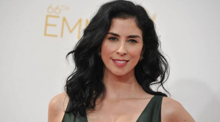Sarah Silverman has recently been nominated for a Writer's Guild TV award.