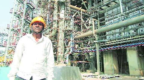 For Sahani, all his 'education' has been at oil refineries, fertiliser plants and power plants across the country