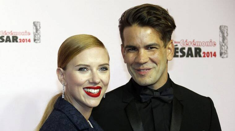 Scarlett Johansson who has two-month-old daughter Rose with husband Romain Dauriac, does not consider herself sexy. (Source: Reuters)