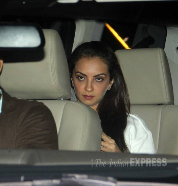 Salman Khan, family celebrate mom Salma's birthday at sister Arpita's home