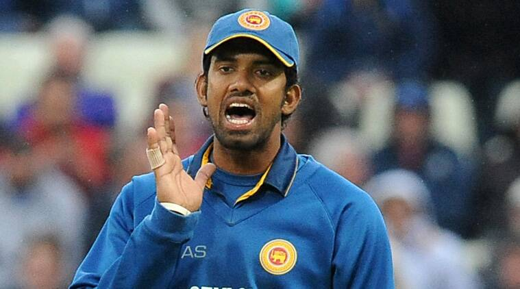 Senanayake was included in Sri Lanka's list of 30 probables for the World Cup even before getting clearance from ICC. (Source: AP)