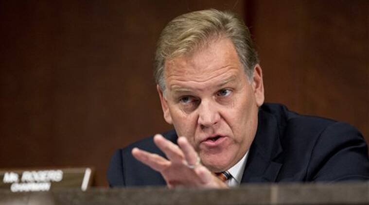 Mike Rogers on Sunday, Dec. 7, 2014 said the release of a Senate report examining the use of torture by the CIA a decade ago will cause violence and deaths abroad. (Source: AP)