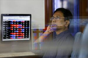 BSE Sensex begins new fiscal on positive note, gains 35 pts