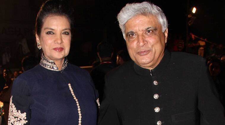 Shabana Azmi and Javed Akhtar complete 30 years of marriage today.