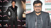 Shah Rukh Khan is like an elder brother: Anurag Kashyap