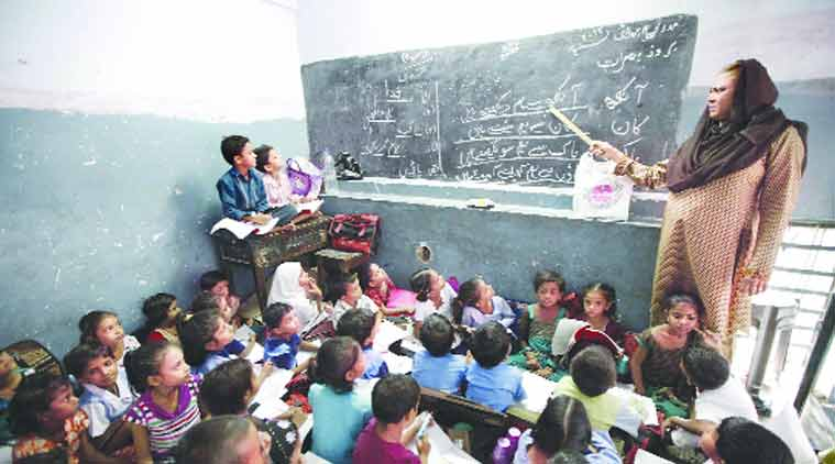 33 Urdu-medium teachers declared 'surplus' in one month.