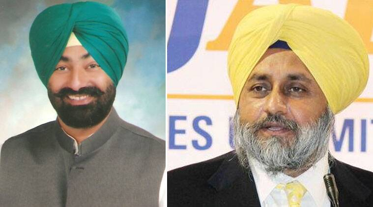 Congress spokesperson Sukhpal Singh Khaira on Wednesday demanded the resignation of Deputy Chief Minister Sukhbir Singh Badal.