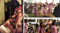 Sitara Devi's first American disciple on the spiritual side of her 'guruji'