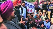 Residents protest against GLADA for failing to start construction ofroad