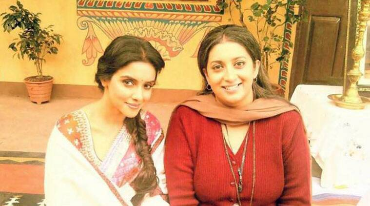 Smriti Irani, a Rajya Sabha MP had commenced shooting for the film in November last year.