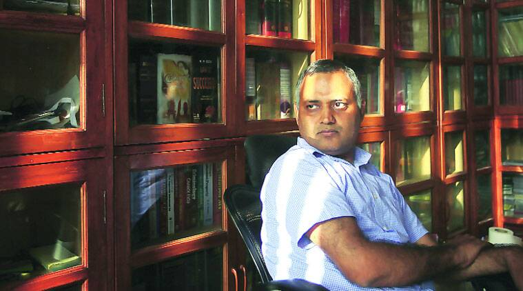 Somnath Bharti led a midnight raid in south Delhi's Khirki extension, accusing some African nationals of carrying out illegal activities.