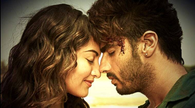 Sonakshi Sinha has turned Arjun Kapoor's 'Joganiyan' quite literally but wait before you jump to any conslusion --  it is not in real life but in her new song from 'Tevar'.