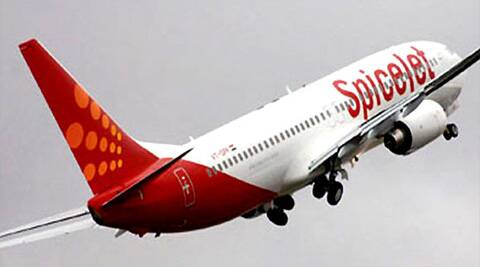 """In a response to queries, a Spicejet spokesperson said, """"There was a temporary operational issue. Flights have now resumed."""" (Reuters)"""