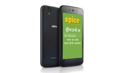 Spice launches Hindi-based Android smartphone at Rs 6499