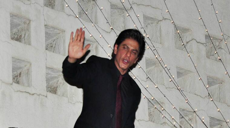 SRK: I am a very friendly father and like all parents, I love my daughter the most.
