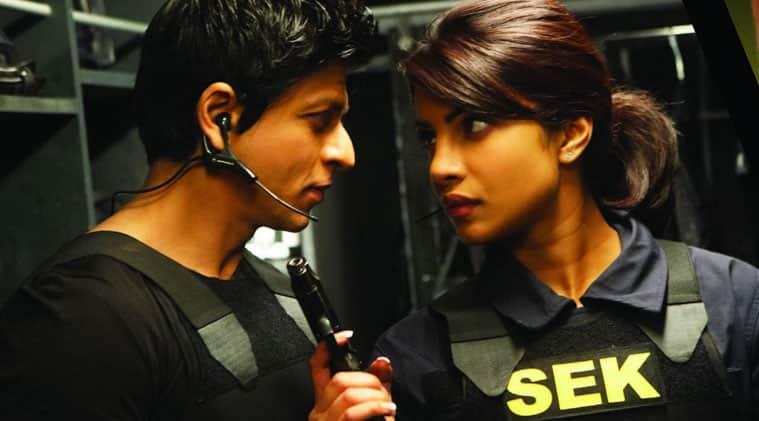 SRK priyanka chopra