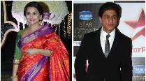 Vidya Balan wants to do a 'nice relationship film' with Shah Rukh Khan
