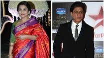 Vidya Balan wants to do a 'nice relationship film' with Shah RukhKhan