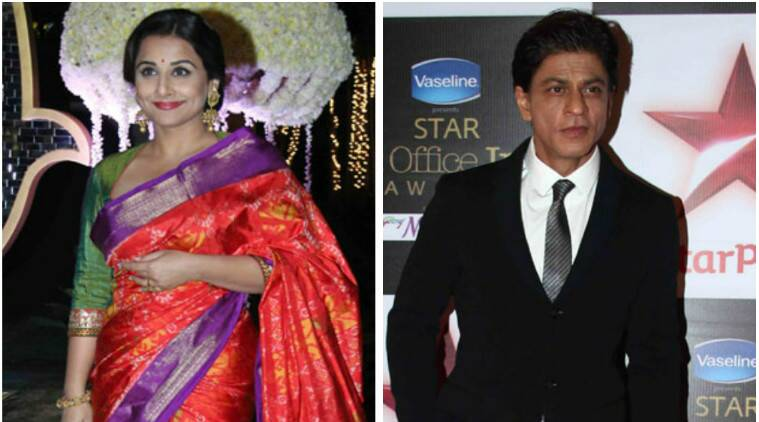Vidya Balan wants to do a film with Shah Rukh Khan