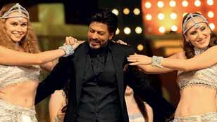 Life OK Screen Awards 2014: SRK woos the audience
