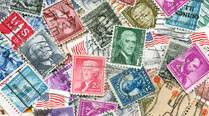 From edible stamps to stamps with seeds, this 11-yr-old has some rare postal memorabilia