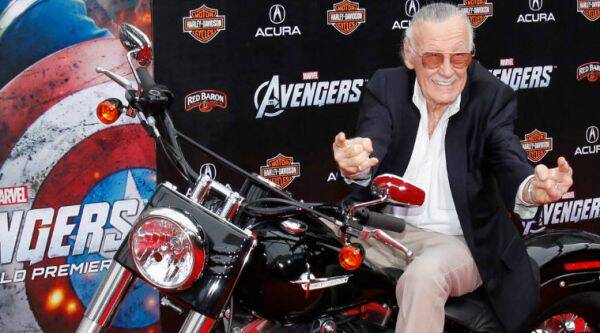 Stan Lee has made many cameos in Marvel films and TV shows in the past. (Source: Reuters)