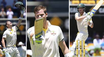 India vs Australia, 2nd Test: Skipper Steve Smith steals the show as Australia take crucial lead against India