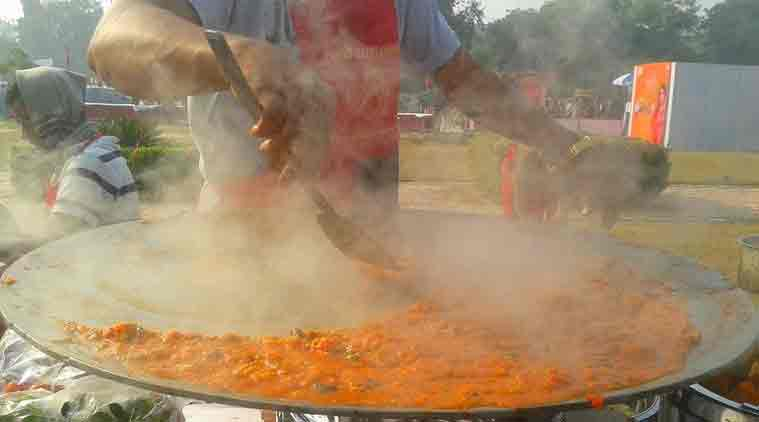 Gorge on cuisines of india at delhi s street food festival Cuisines of india