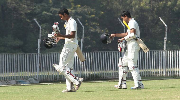 Sudeep has shown hunger of staying at the crease (Source: Express Photo by Bhupendra Rana)