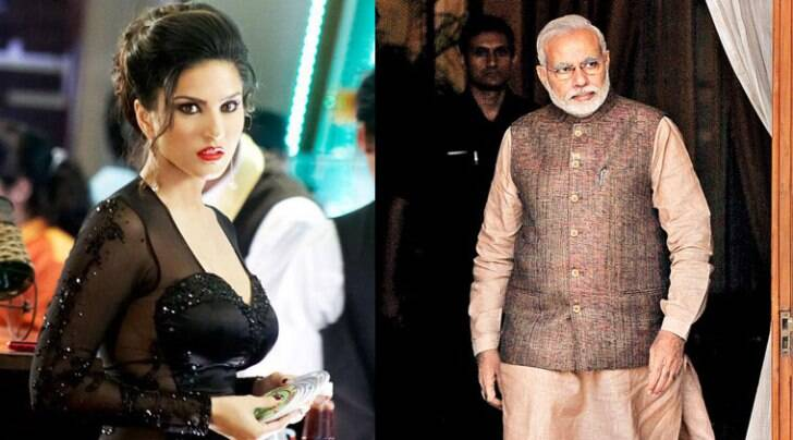Sunny Leone, Narendra Modi, Most searched on Google, Sunny Leone google